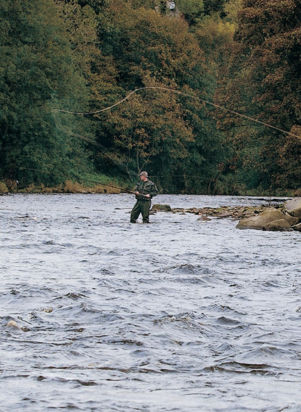 fishing and tourist attractions Northern Ireland