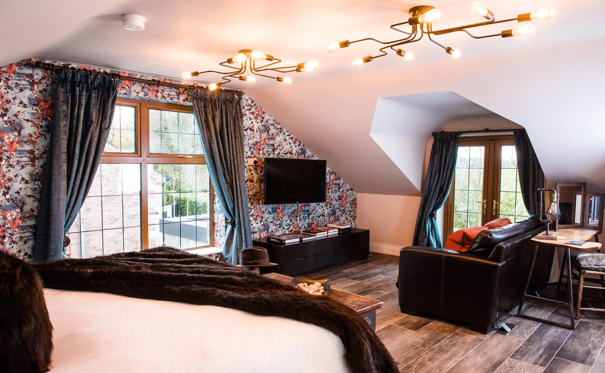 Loft Suite space