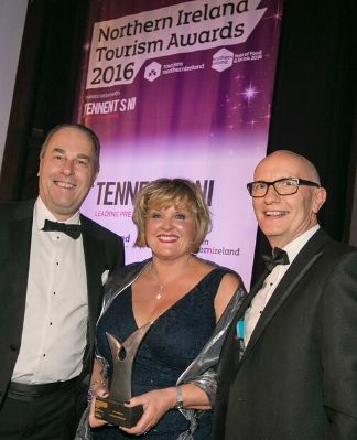 Award Winning Accommodation - Tourism Award Winner