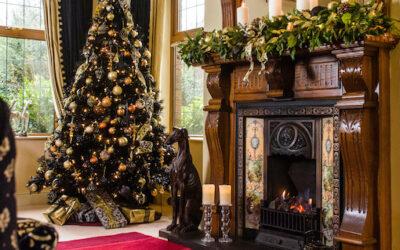 Indulge in a Christmas break at Blackwell House