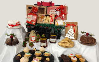 Joyce's Perfect Traditional Christmas Hamper