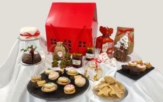 Christmas Cottage Hamper